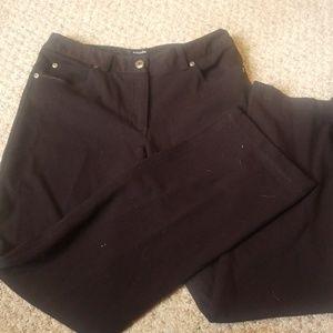Rafaella polyester slacks